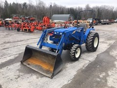 Tractor For Sale:  2009 New Holland T1520