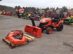 Tractor For Sale:  2009 Kubota BX2660TV , 25 HP