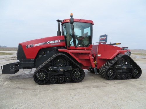 Tractor For Sale:  2009 Case IH STGR 535