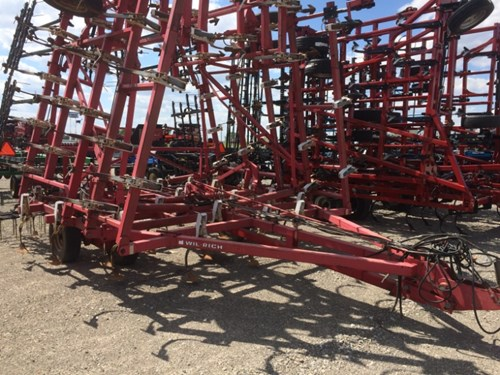 Field Cultivator For Sale:  Wil-Rich 3400