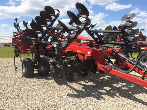 Disk Ripper For Sale:  2013 Case IH ECOLOTIGER 870
