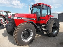 Tractor For Sale 1992 Case IH 7140 , 216 HP