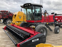Windrower-Self Propelled For Sale 2014 Massey Ferguson WR9740
