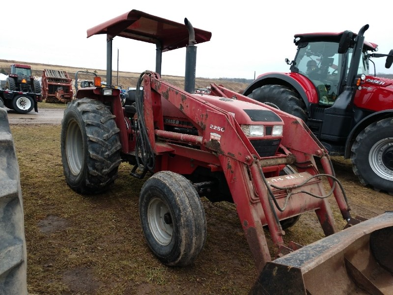 1999 Case IH C90 Tractor For Sale