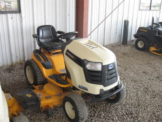 2009 Cub Cadet SLTX1054 Riding Mower For Sale