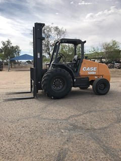 Lift Truck/Fork Lift-Rough Terrain :  2019 Case 588H