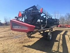 Header-Draper/Flex For Sale 2008 Case IH 2162