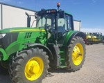 Tractor For Sale2018 John Deere 6155M, 155 HP