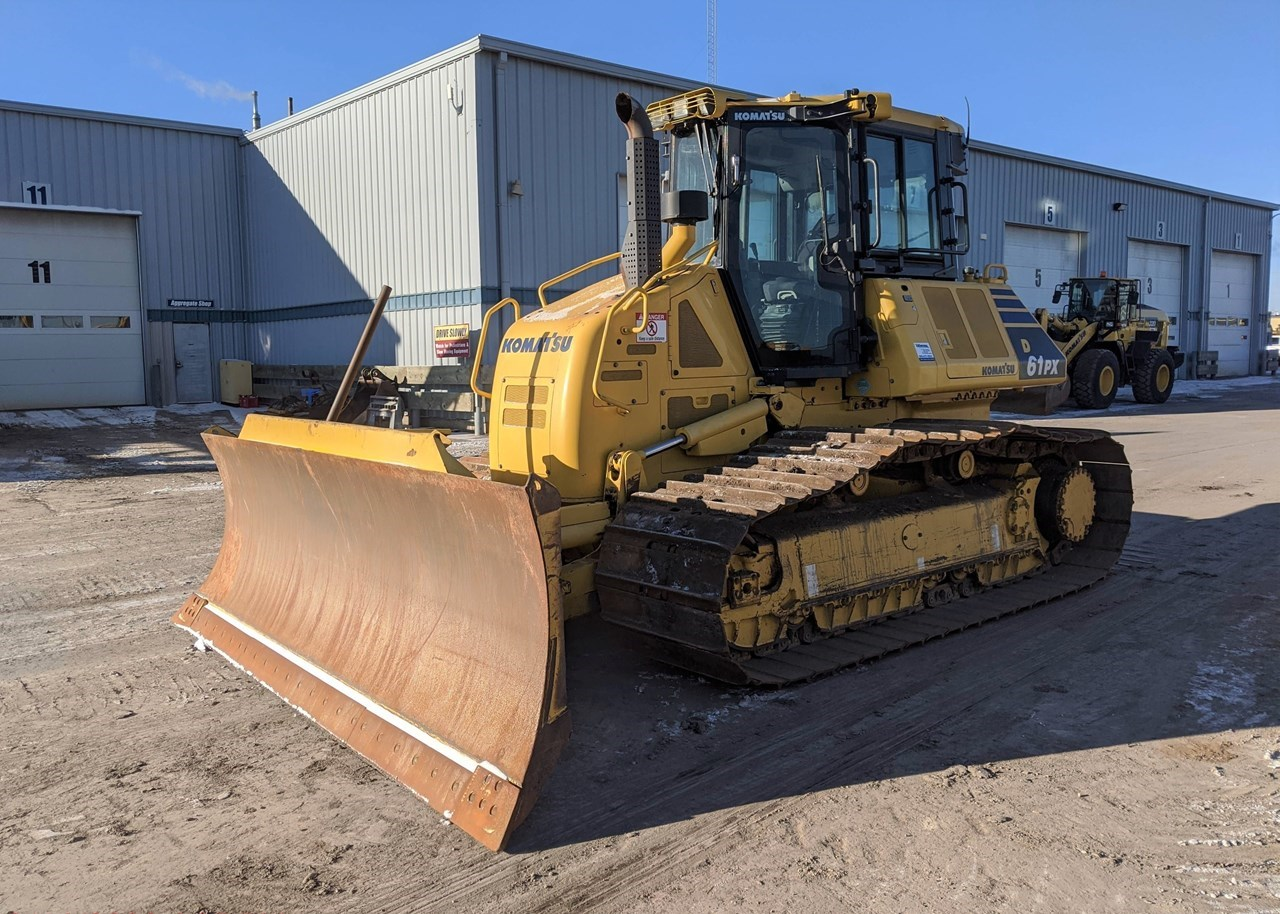 2016 Komatsu D61PX-24 Crawler Tractor For Sale