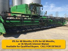 Header-Draper/Flex For Sale 2015 John Deere 640FD