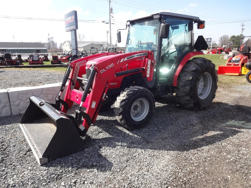 2014 Massey Ferguson 1660L Tractor For Sale