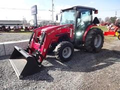 Tractor For Sale 2014 Massey Ferguson 1660L , 60 HP
