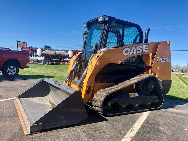 2017 Case TR270 Skid Steer For Sale