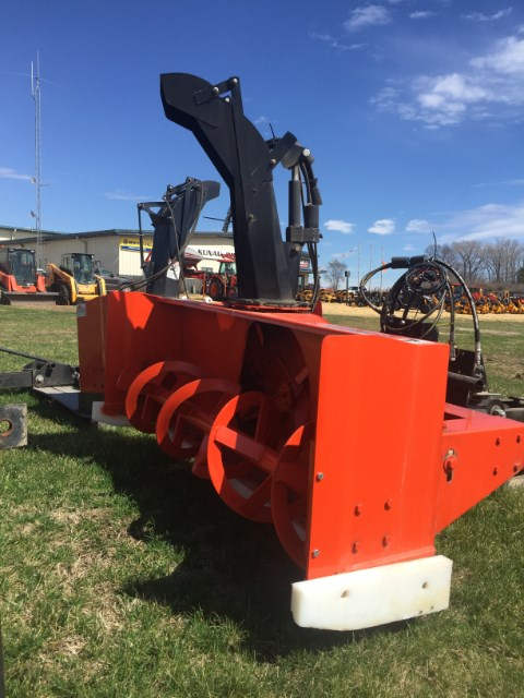 Kubota L2195A Snow Blower For Sale