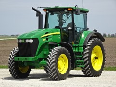 Tractor For Sale 2010 John Deere 7630 , 140 HP