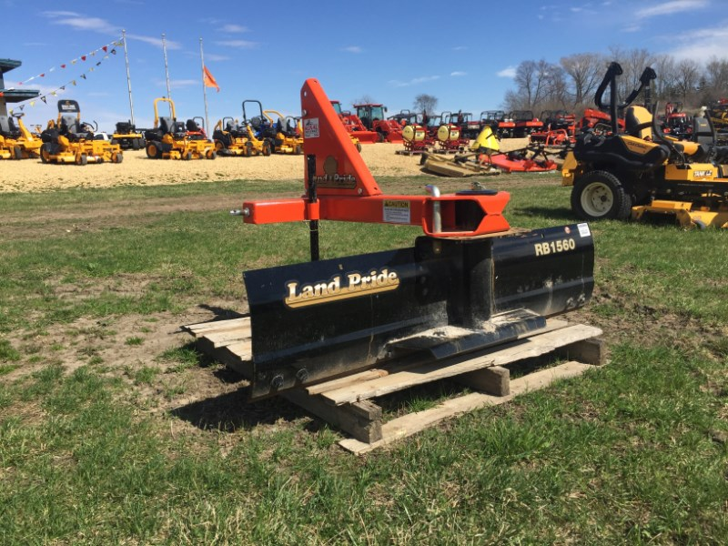 2015 Land Pride RB1560 Blade Rear-3 Point Hitch For Sale