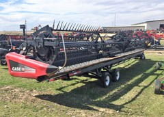 Header-Draper/Flex For Sale 2009 Case IH 2162