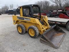 Skid Steer For Sale 2008 John Deere 317 , 60 HP