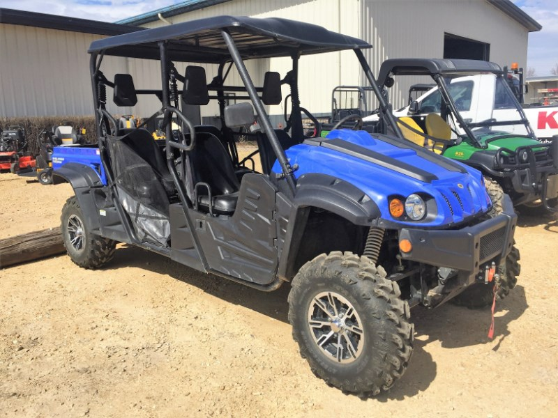 Cub Cadet CHALLENGER 750 CREW Utility Vehicle For Sale