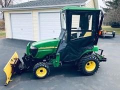 Tractor For Sale 2009 John Deere 2305 , 24 HP