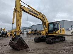 Excavator For Sale 2014 Komatsu PC210LC-10