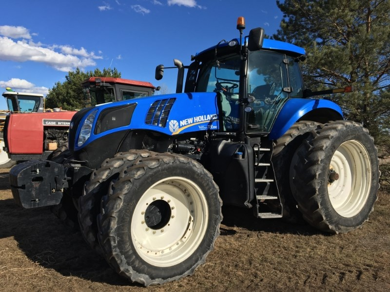 2012 New Holland T8.390 Tractor For Sale