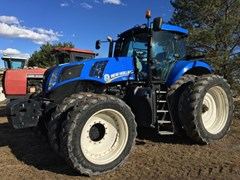 Tractor For Sale 2012 New Holland T8.390