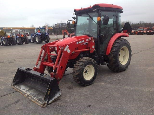 2015 Branson 4520C Tractor For Sale