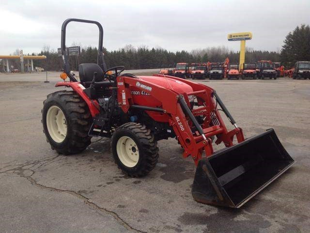 2017 Branson 4720H Tractor For Sale