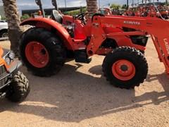 Tractor :  Kubota M5660SUHD