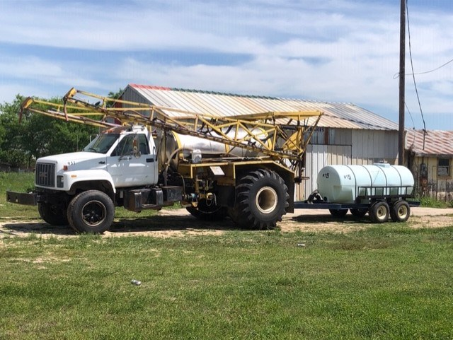 GMC  Sprayer-Self Propelled For Sale