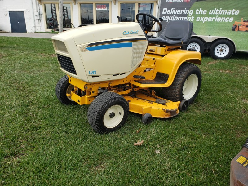 1993 3D-P Technology 1440 Riding Mower For Sale