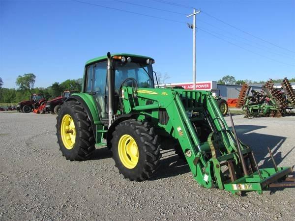 2008 John Deere 6430 PREMIUM Tractor For Sale