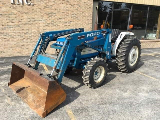 1993 Ford 2120 Tractor For Sale