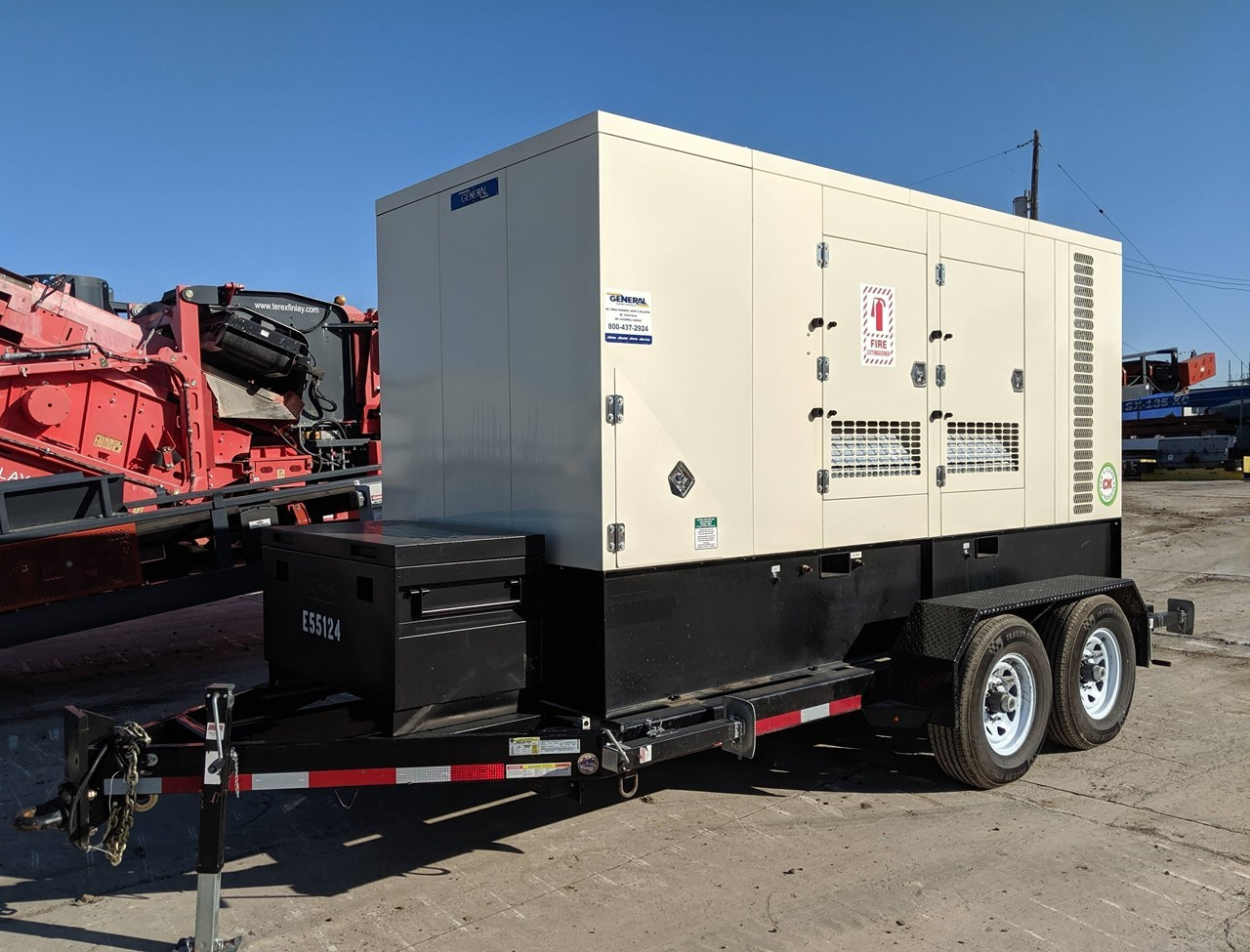 2019 Other 150 KW Generator & Power Unit For Sale