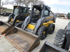 Skid Steer For Sale 2001 New Holland LS180