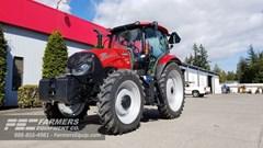 Tractor For Sale 2018 Case IH MAXXUM150 , 145 HP