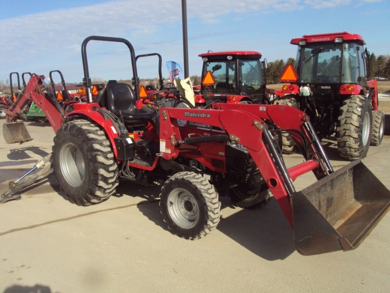2012 Mahindra 3616 Tractor For Sale