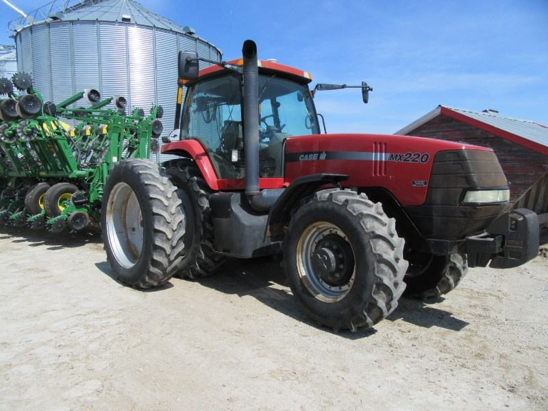 2002 Case IH MX220 Tractor For Sale
