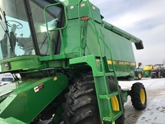 Combine For Sale 1996 John Deere 9500
