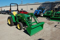 Tractor For Sale 2017 John Deere 3025E , 25 HP