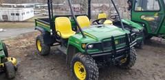 Utility Vehicle For Sale:  2008 John Deere XUV 620I GREEN