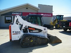 Skid Steer-Track For Sale 2014 Bobcat T590 , 66 HP