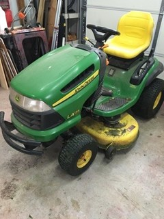 Riding Mower For Sale 2013 John Deere LA135 , 22 HP