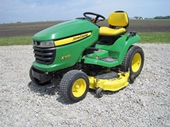 Riding Mower For Sale 2010 John Deere X500 , 24 HP