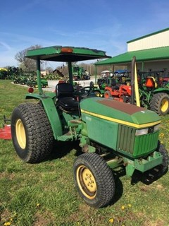 Tractor For Sale 1990 John Deere 970 , 33 HP