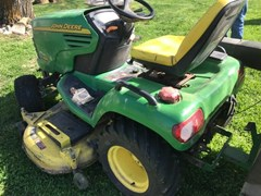 Riding Mower For Sale 2004 John Deere X495 , 24 HP