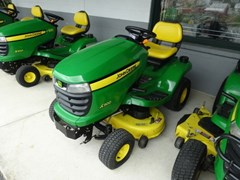 Riding Mower For Sale John Deere 2011 , 17 HP