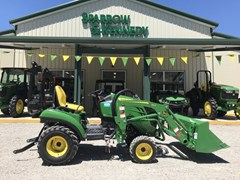 Tractor For Sale 2018 John Deere 1023E , 23 HP