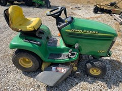 Riding Mower For Sale 1999 John Deere LX277 , 17 HP